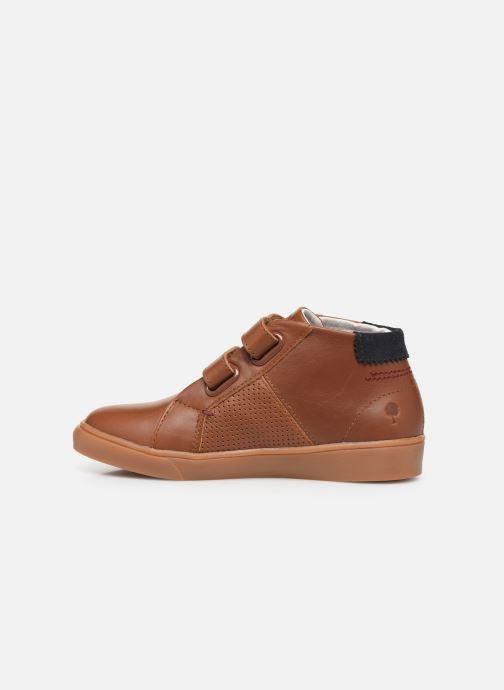 Sneakers Faguo Aspenv L Bruin voorkant