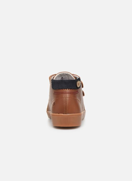 Sneakers Faguo Aspenv L Bruin rechts