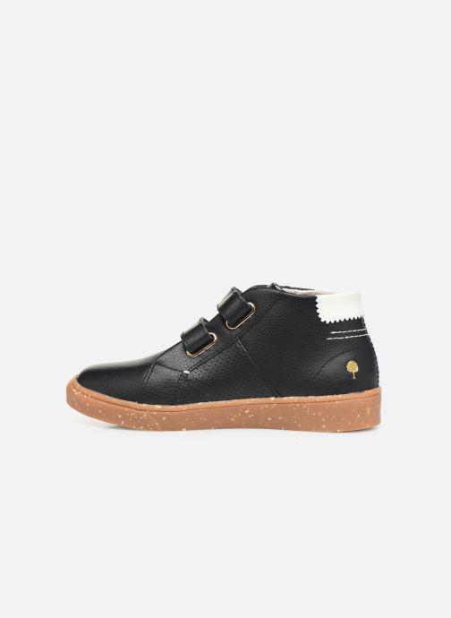 Sneaker Faguo Aspenv L schwarz ansicht von vorne
