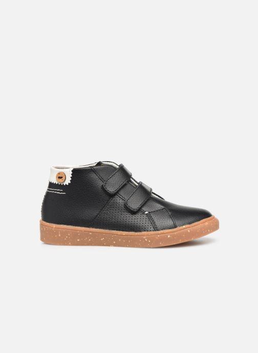 Sneaker Faguo Aspenv L schwarz ansicht von hinten