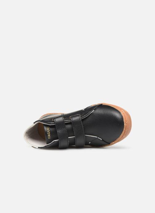 Sneaker Faguo Aspenv L schwarz ansicht von links