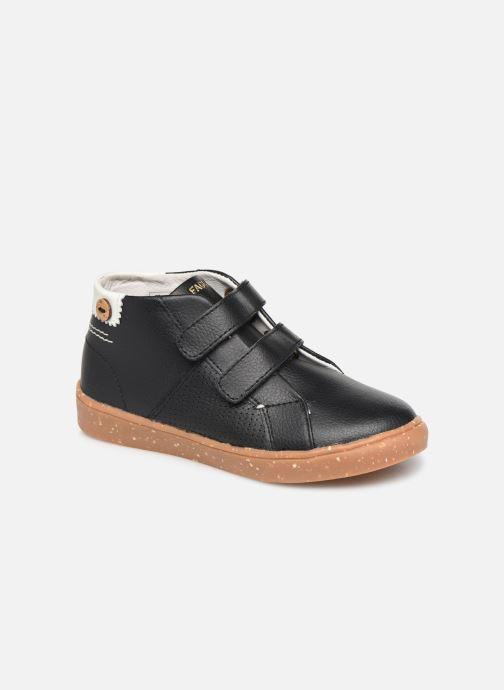 Sneakers Faguo Aspenv L Zwart detail