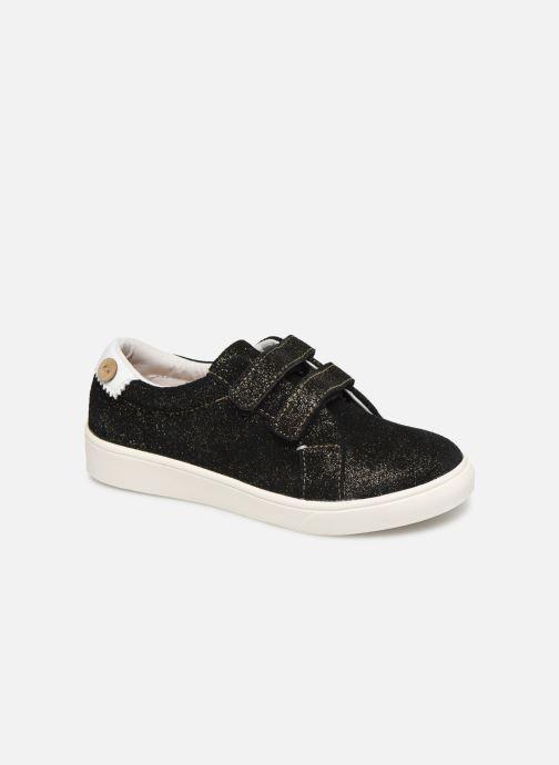 Sneaker Faguo Aspenlow S schwarz detaillierte ansicht/modell