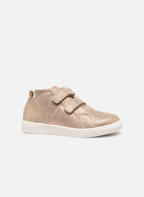 Sneakers Faguo Aspenv S Goud en brons achterkant