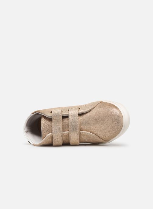 Sneakers Faguo Aspenv S Goud en brons links