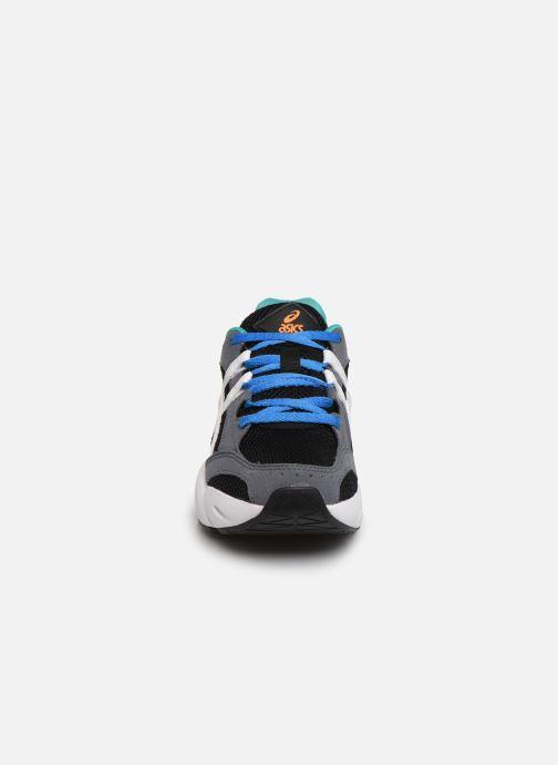 Baskets Asics Gel-BND GS Multicolore vue portées chaussures