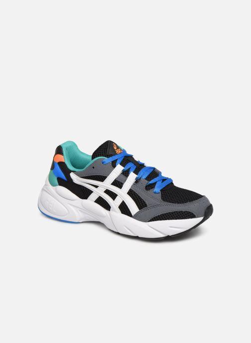Baskets Asics Gel-BND GS Multicolore vue détail/paire