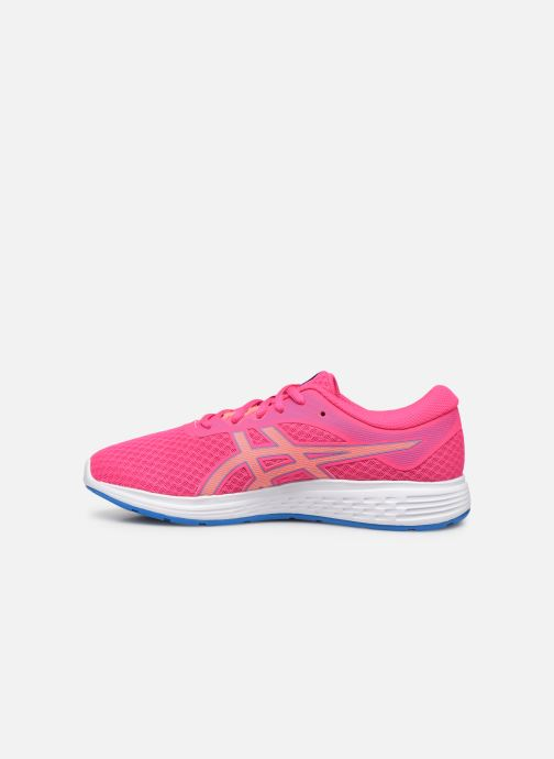 Sport shoes Asics Patriot 11 GS Pink front view