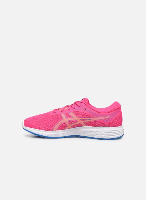 Chaussures de sport Asics Patriot 11 GS Rose vue face