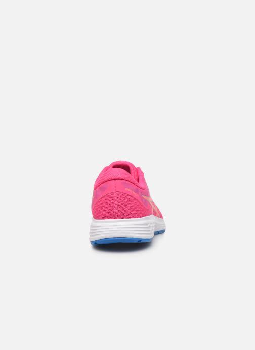 Chaussures de sport Asics Patriot 11 GS Rose vue droite