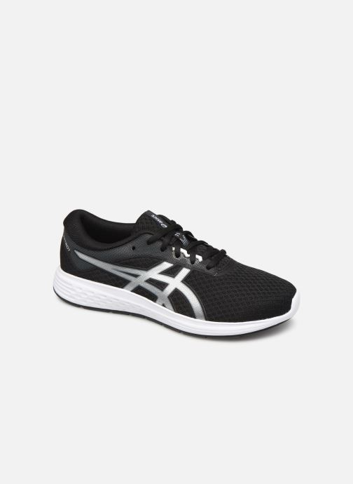 Chaussures de sport Asics Patriot 11 GS Noir vue détail/paire