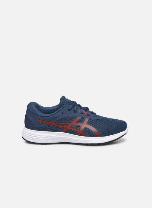 Chaussures de sport Asics Patriot 11 GS Bleu vue derrière
