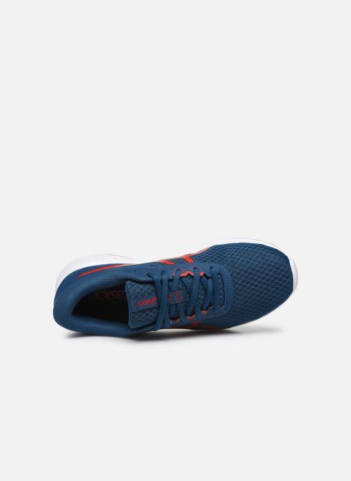 Chaussures de sport Asics Patriot 11 GS Bleu vue gauche