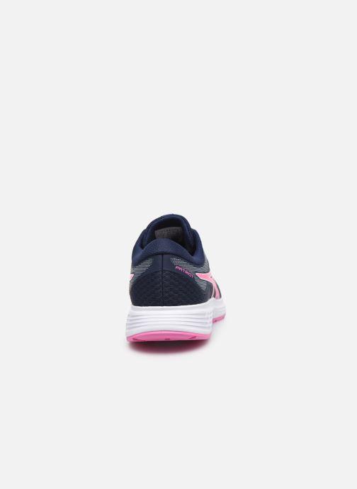 Chaussures de sport Asics Patriot 11 GS Bleu vue droite
