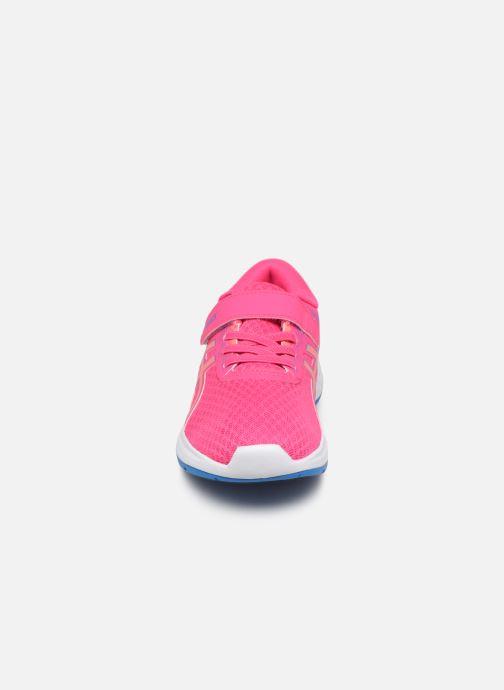Chaussures de sport Asics Patriot 11 PS Rose vue portées chaussures