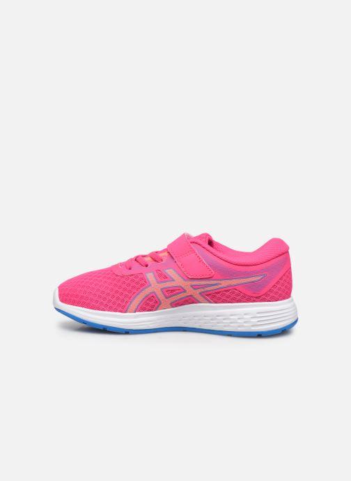 Chaussures de sport Asics Patriot 11 PS Rose vue face