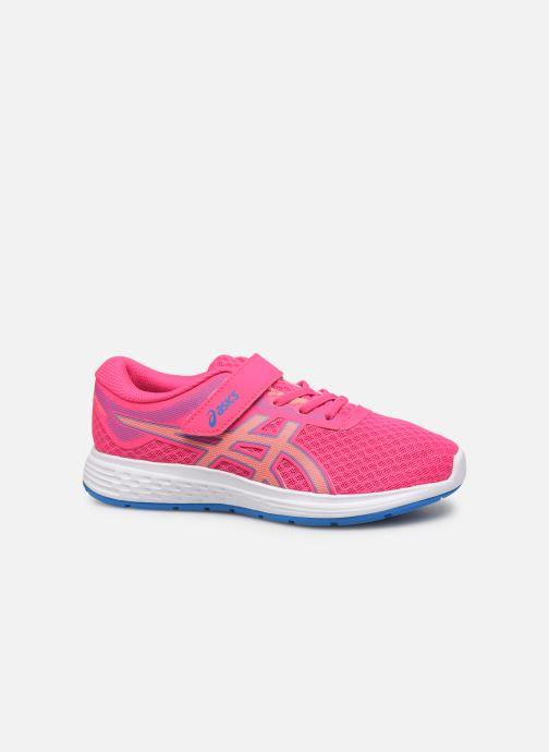 Chaussures de sport Asics Patriot 11 PS Rose vue derrière
