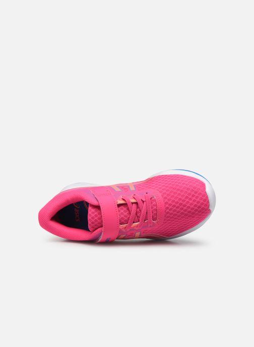Chaussures de sport Asics Patriot 11 PS Rose vue gauche