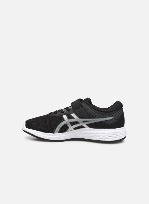 Chaussures de sport Asics Patriot 11 PS Noir vue face