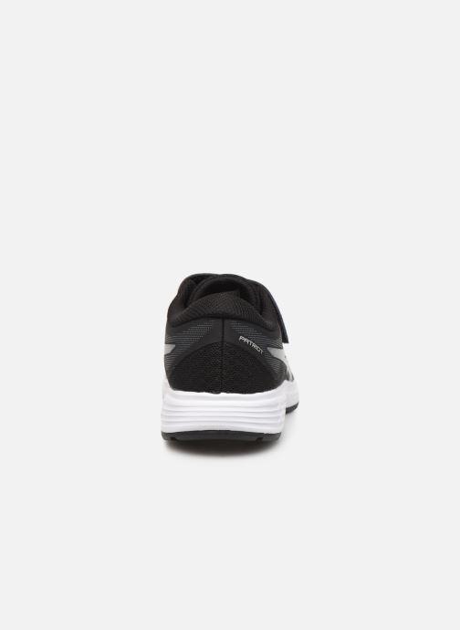 Chaussures de sport Asics Patriot 11 PS Noir vue droite