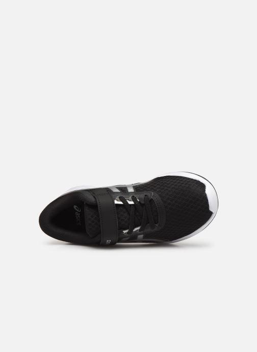Chaussures de sport Asics Patriot 11 PS Noir vue gauche
