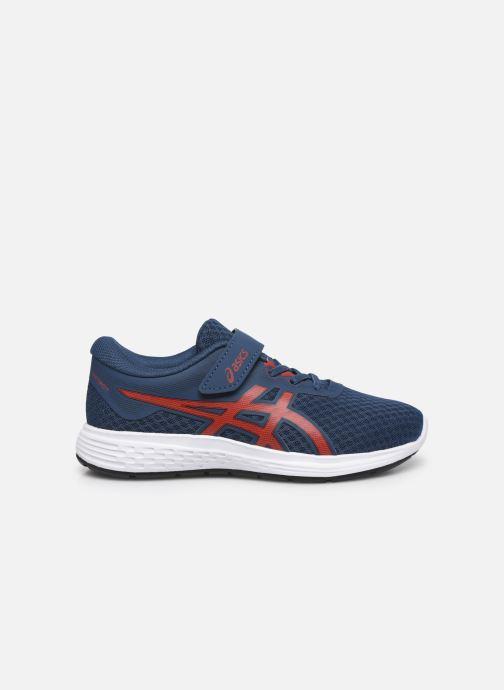 Chaussures de sport Asics Patriot 11 PS Bleu vue derrière