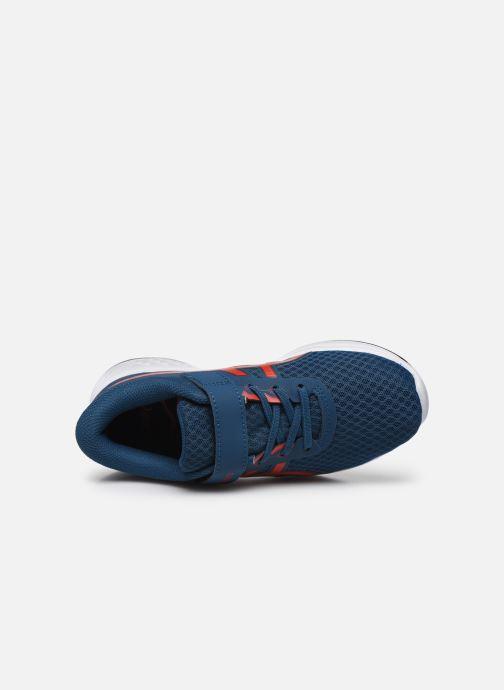 Chaussures de sport Asics Patriot 11 PS Bleu vue gauche