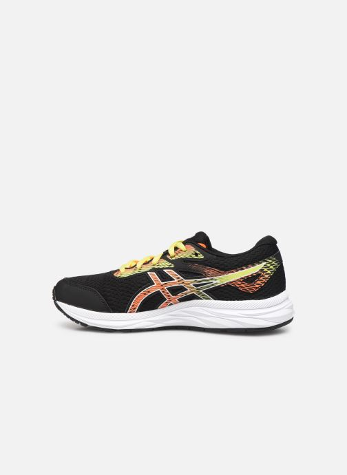 Sport shoes Asics Gel-Excite 6 GS Black front view