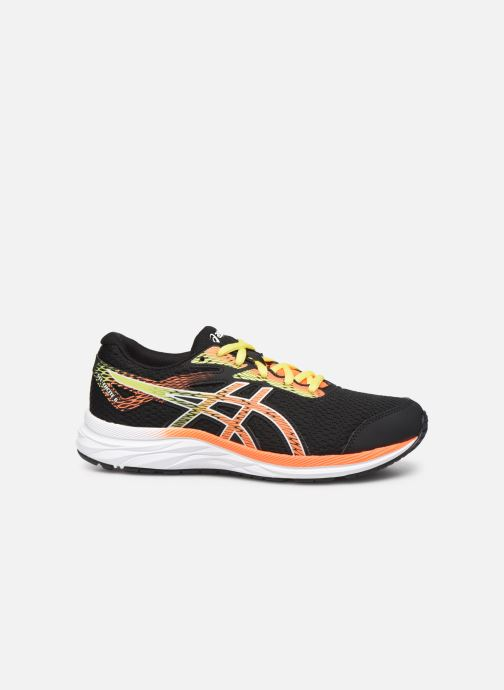 Sport shoes Asics Gel-Excite 6 GS Black back view