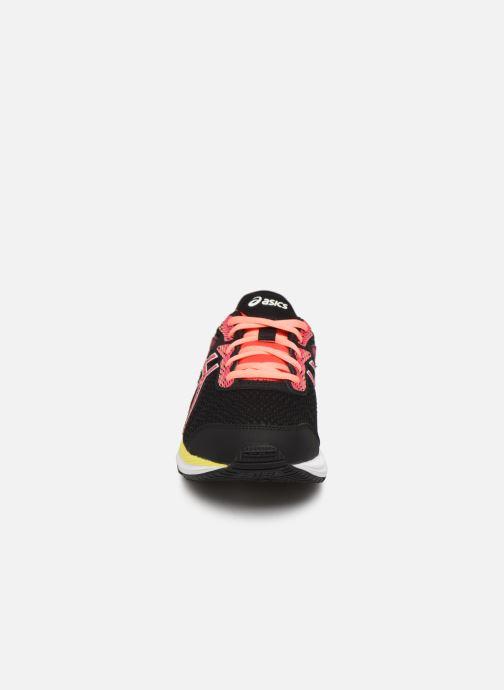 Chaussures de sport Asics Gel-Excite 6 GS Noir vue portées chaussures