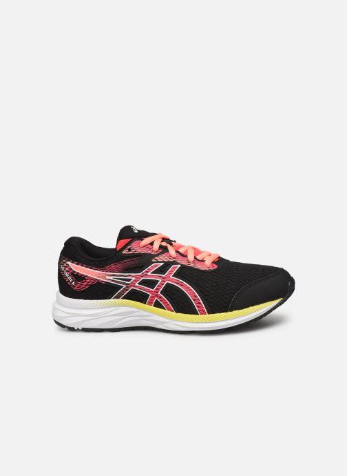 Chaussures de sport Asics Gel-Excite 6 GS Noir vue derrière