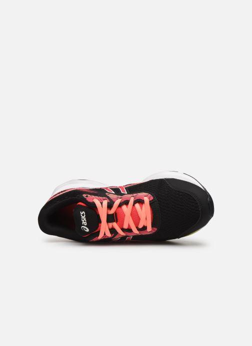 Sportschuhe Asics Gel-Excite 6 GS schwarz ansicht von links