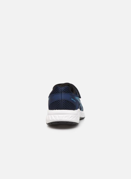 Chaussures de sport Asics Contend 5 PS Bleu vue droite