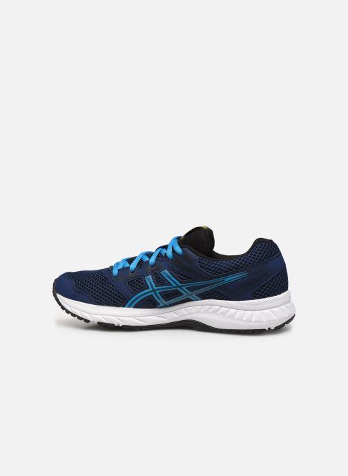 Sport shoes Asics Contend 5 GS Blue front view