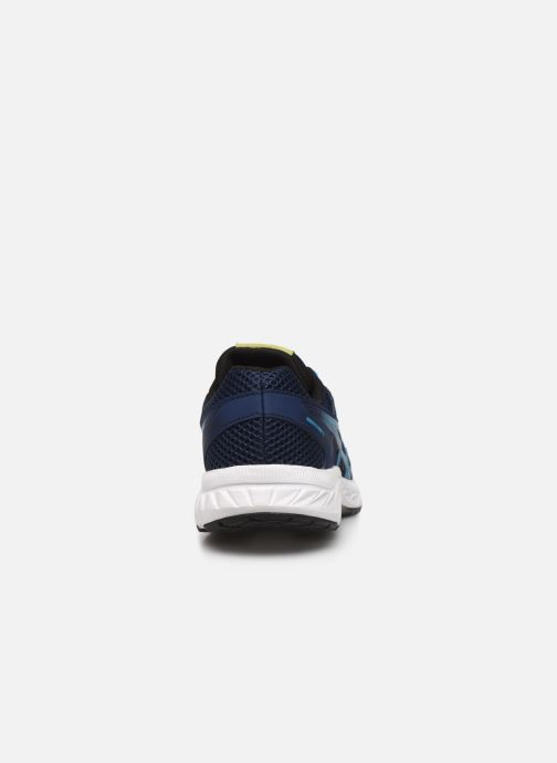 Chaussures de sport Asics Contend 5 GS Bleu vue droite
