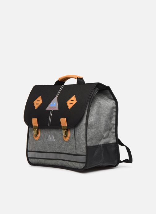 School bags Poids Plume CARTABLE 38CM NEW LIGHT Black model view