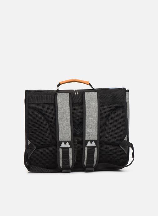 School bags Poids Plume CARTABLE 38CM NEW LIGHT Black front view