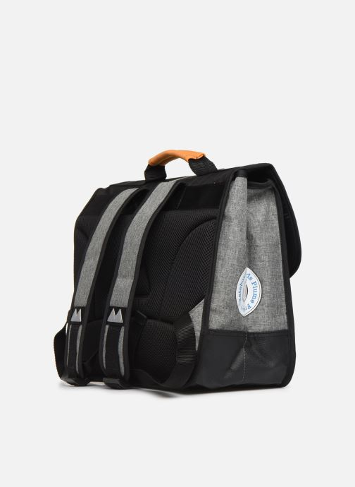 School bags Poids Plume CARTABLE 38CM NEW LIGHT Black view from the right