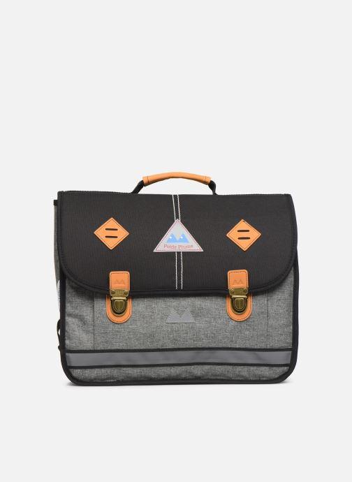School bags Poids Plume CARTABLE 38CM NEW LIGHT Black detailed view/ Pair view