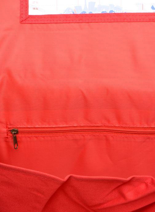 Scolaire Poids Plume CARTABLE 38CM NEW LIGHT Rouge vue derrière