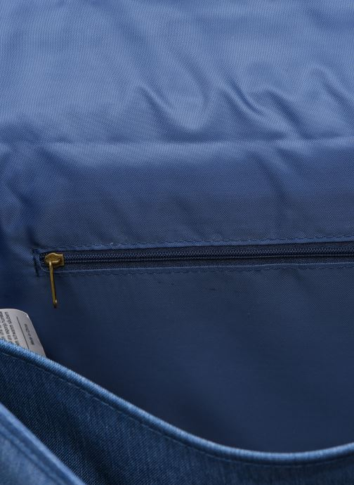 Schooltassen Poids Plume CARTABLE 38CM SKATE Blauw achterkant