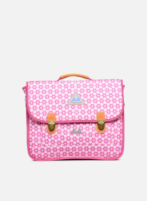 School bags Poids Plume CARTABLE 38CM STARS Pink detailed view/ Pair view