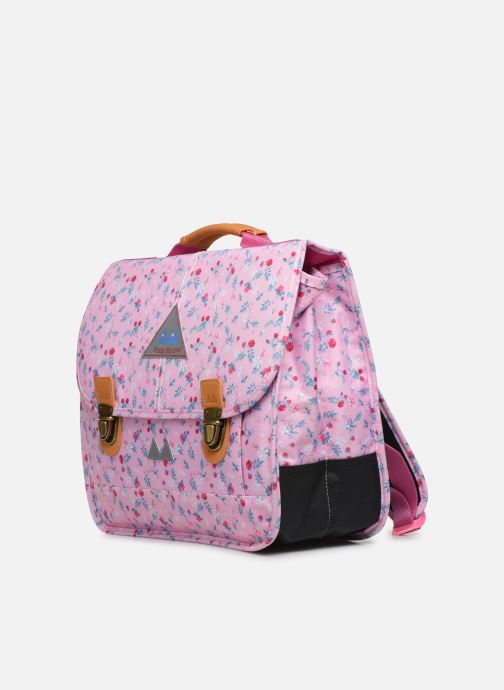 School bags Poids Plume CARTABLE 35CM LIBERTY Pink model view