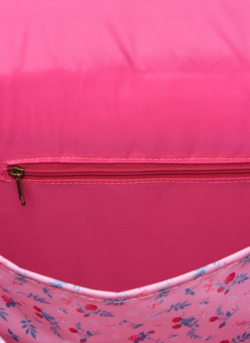Schooltassen Poids Plume CARTABLE 35CM LIBERTY Roze achterkant