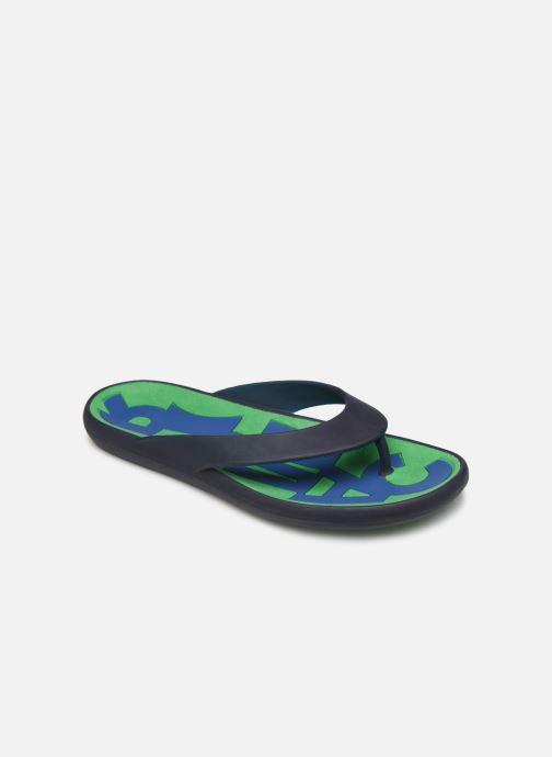 Flip flops & klipklapper Camper Dolphin Blå detaljeret billede af skoene