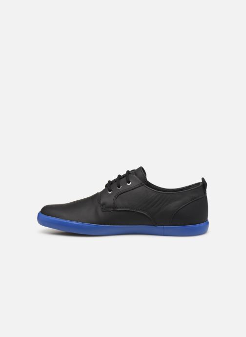 Chaussures à lacets Camper Jim K100084 Noir vue face