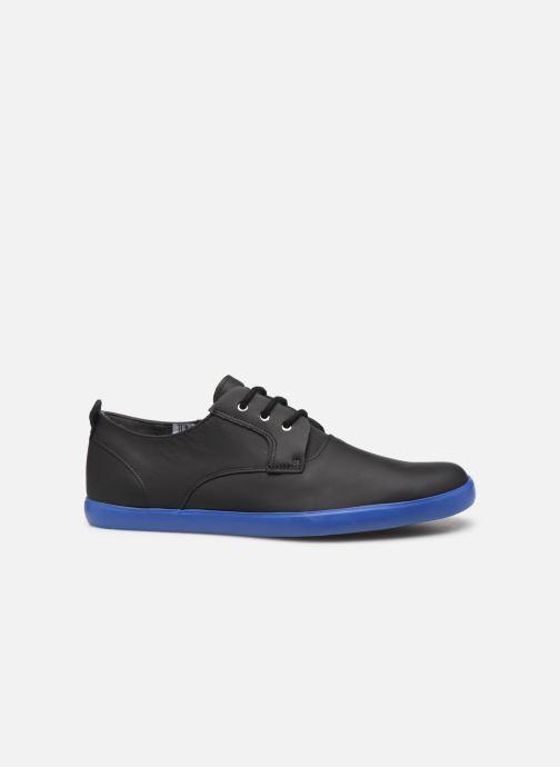Chaussures à lacets Camper Jim K100084 Noir vue derrière