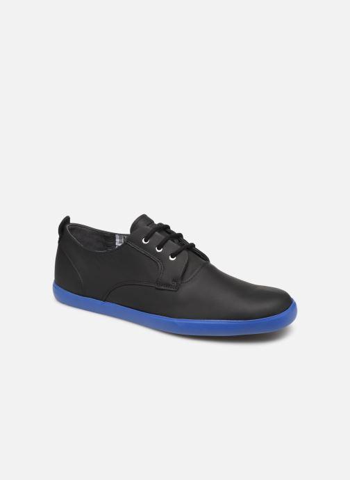 Chaussures à lacets Camper Jim K100084 Noir vue détail/paire