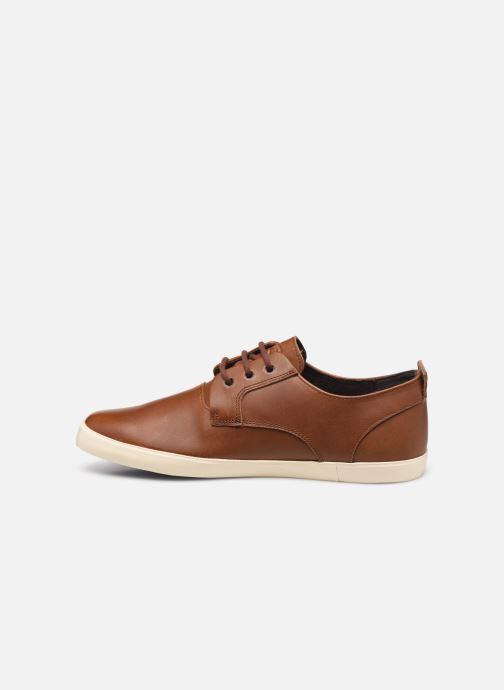 Chaussures à lacets Camper Jim K100084 Marron vue face