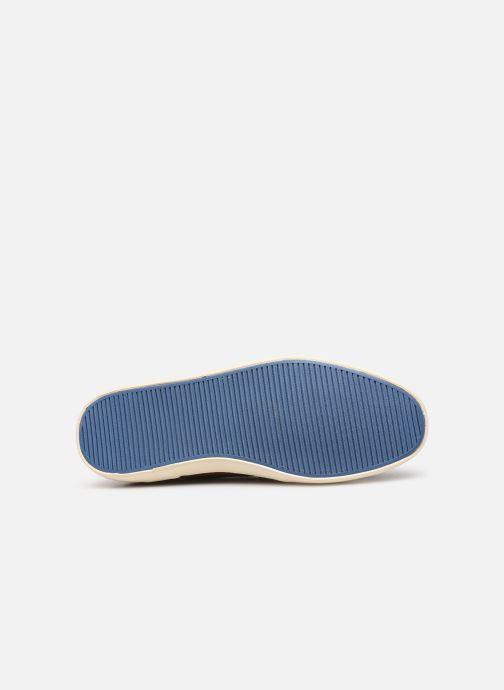 Chaussures à lacets Camper Jim K100084 Marron vue haut
